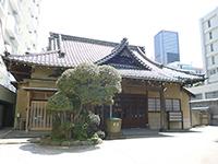 西蔵院本堂