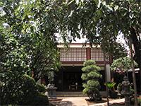 長玄寺本堂