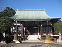 賢崇寺本堂