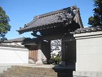 円澤寺山門