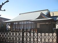 若松寺本堂