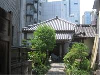 法泉寺本堂