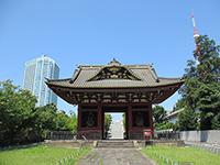 増上寺仁王門