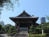 増上寺慈雲閣