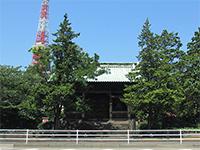 増上寺二天門