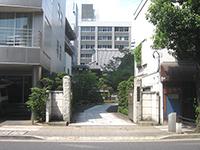 花岳院山門