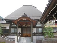 覚林寺本堂