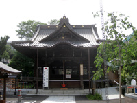 覚林寺清正公堂