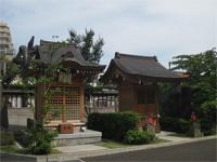 覚林寺毘沙門堂・稲荷堂