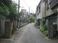 重秀寺参道