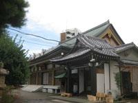 重秀寺本堂
