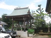 重秀寺鐘楼