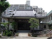 立行寺本堂
