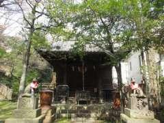 境内社四合稲荷神社