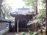 赤坂氷川神社絵馬殿