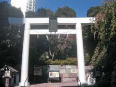 乃木神社旧外観