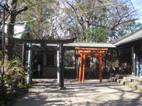愛宕神社神楽殿