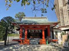 元麻布氷川神社