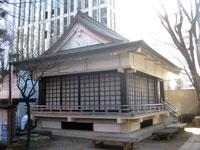 御田八幡神社神楽殿