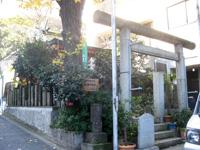 亀塚稲荷神社鳥居