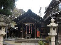 久国神社拝殿