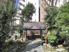 盬竃神社拝殿