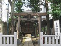 古寿老稲荷神社鳥居