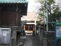 丸山神社外観