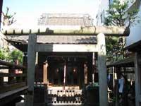 丸山神社鳥居