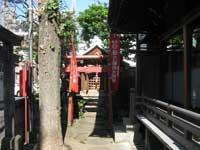 通力稲荷神社
