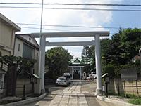 神道大教院鳥居
