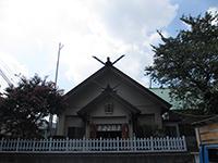 神道大教院御霊殿