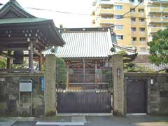 願生寺山門