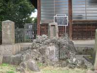 承教寺英一蝶の墓