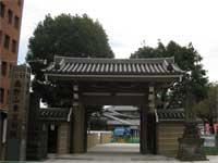 高野山東京別院山門