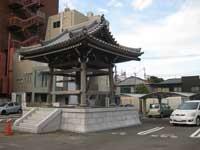 高野山東京別院鐘楼
