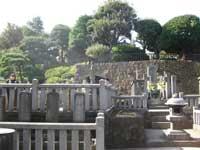 泉岳寺赤穂義士墓地
