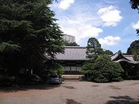 東禅寺本堂