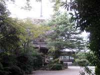 東禅寺五十塔