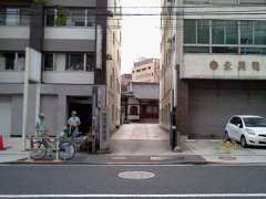 長幸寺入口