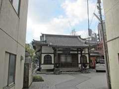 長幸寺本堂