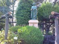 新井薬師梅照院の聖徳太子像