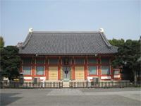 宝仙寺本堂