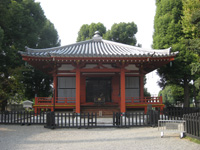 宝仙寺御影堂