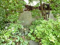 宝福寺筆塚碑