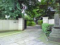 久成寺山門