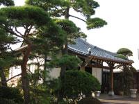 貞源寺本堂