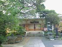 瑠璃光山禅定院本堂