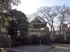 福蔵院鐘楼