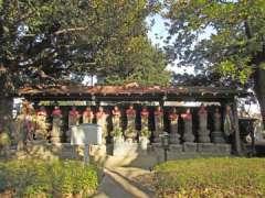 福蔵院の十三仏